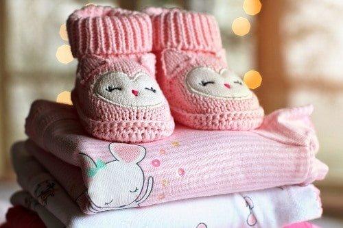 ropa para niñas y niños