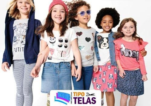telas más recomendadas para el diseño de ropa infantil