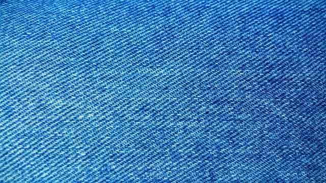 tela vaquera o jean para manualidades