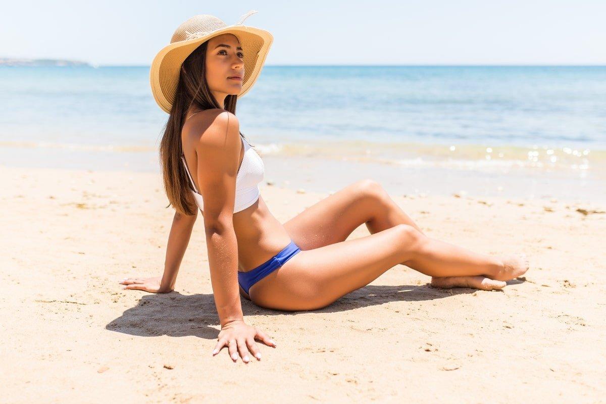cómo vestir en la playa